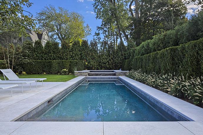 Create Privacy In The Pool Area Shoreline Pools