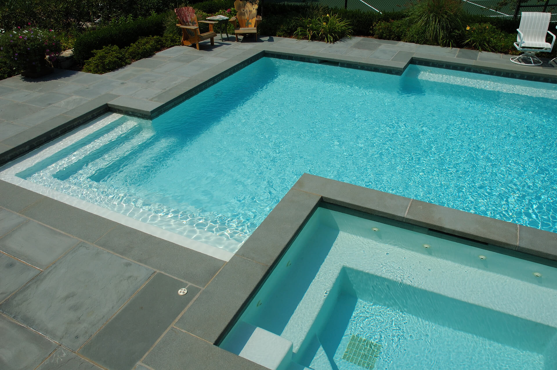 Shotcrete, Vinyl, Fiberglass Pool Materials