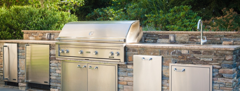 What Are The Top Trends In Outdoor Kitchens?